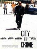 Affiche de City of crime
