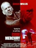 Affiche de Code Mercury