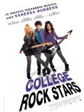 Affiche de College Rock Stars