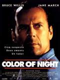 Affiche de Color of night