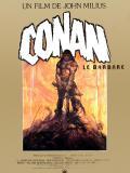 Affiche de Conan le barbare