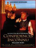 Affiche de Confidences à un inconnu