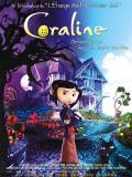 Affiche de Coraline