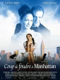 Affiche de Coup de foudre à Manhattan