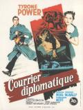 Affiche de Courrier diplomatique
