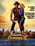 Affiche de Crocodile Dundee II