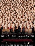 Affiche de Dans la peau de John Malkovich