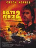 Affiche de Delta Force 2