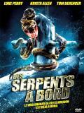Affiche de Des serpents à bord