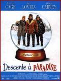 Affiche de Descente à Paradise