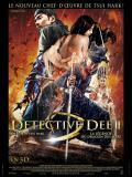 Affiche de Détective Dee II : La Légende du Dragon des Mers