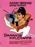 Affiche de Diamants sur canapé