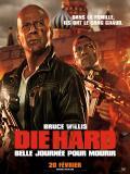 Affiche de Die Hard : belle journée pour mourir