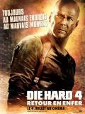 Affiche de Die Hard 4 retour en enfer
