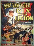 Affiche de Dix de la légion