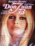 Affiche de Don Juan ou si Don Juan était une femme...