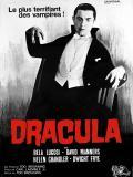 Affiche de Dracula