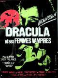 Affiche de Dracula et ses femmes vampires