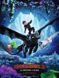 Affiche de Dragons 3 : Le monde caché