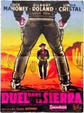 Affiche de Duel dans la Sierra