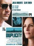 Affiche de Duplicity