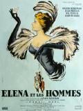 Affiche de Elena et les Hommes