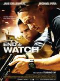 Affiche de End of Watch