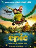 Affiche de Epic : la bataille du royaume secret
