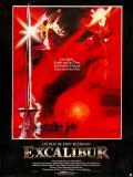 Affiche de Excalibur
