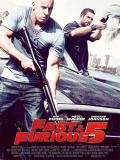 Affiche de Fast and Furious 5