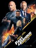 Affiche de Fast & Furious : Hobbs & Shaw