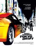 Affiche de Fast & Furious : Tokyo Drift