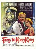 Affiche de Ferry to Hong Kong