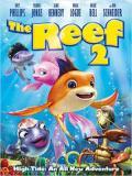 Affiche de Festin de requin 2, Le recif se rebelle