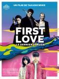 Affiche de First Love, le dernier Yakuza