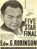 Affiche de Five Star Final