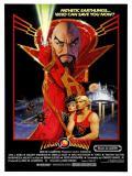 Affiche de Flash Gordon
