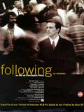 Affiche de Following, le suiveur
