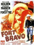 Affiche de Fort Bravo