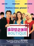 Affiche de France boutique
