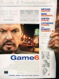Affiche de Game 6