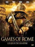 Affiche de Games of Rome : Les jeux de l
