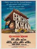 Affiche de Genghis Khan
