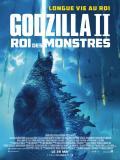 Affiche de Godzilla II Roi des Monstres
