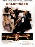 Affiche de Goldfinger