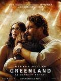 Affiche de Greenland Le dernier refuge