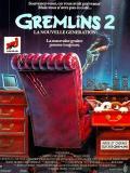 Affiche de Gremlins 2, la nouvelle génération