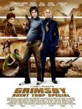 Affiche de Grimsby Agent trop spécial