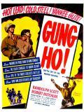Affiche de Gung Ho