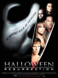Affiche de Halloween resurrection